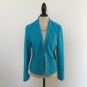 Evan Picone Electric Blue Blazer Size 12